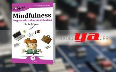 Lola López con su «GuíaBurros: Mindfulness» en «Colaborum», en RadioYa